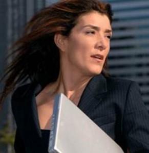 Gaelle Cohen stunt woman